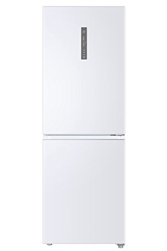 Haier C3FE732CWJ Kühl-Gefrier-Kombination/A++ / 178.0 cm Höhe / 247 kWh/Jahr / 203 L Kühlteil / 108 L Gefrierteil/Inverter-Kompressor/Total No Frost/Externes Türdisplay/weiß