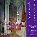 Organ of Duke Chapel by David Arcus