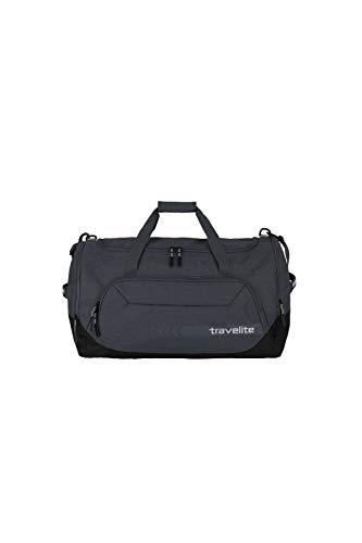 """Travelite Reise- und Sporttaschen \""""KICK OFF\"""" von travelite in 3 Farben: praktisch, robust und auch zum Ziehen Reisetasche, 60 cm, 73 L, D\'anthrazit"""