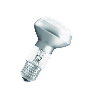 10 Stück Reflektorlampe R63 46 Watt Halogen E27 30 Grad 64546R63 2000h - Osram