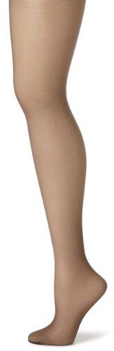 Hanes Silk Reflections Women's Control Top Strumpfhose Sheer Toe-Bestseller!, Barely Black, A / B - Hanes Sheer Strümpfe