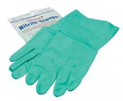 Akers Industries AIN502 Nitrile Gloves & Medium Solvent Resistant by Akers