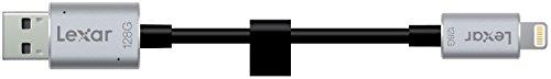 Lexar JumpDrive C20i USB 3.0 128GB Pen Drive (Silver)