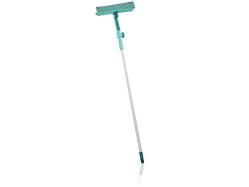 Leifheit 51010 Comfort - Limpiacristales con palo telescpico