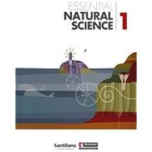 1Eso Essential Natural Science Teacher'S Book Ed08 - 9788429422238