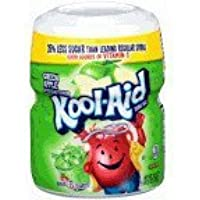 Kool Aid Green Apple Canister ( pack of 4)