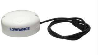 Lowrance Point-1 Baja GPS Antenna with N2K Kit & Compass by Lowrance Baja Gps