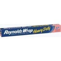 Reynolds Wrap Heavy Duty Aluminum Foil, 37.50 Foot (Pack of 24) by Reynolds