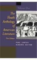 The Heath Anthology of American Literature, Volume I by D. C. Heath & Company (1994-01-01)