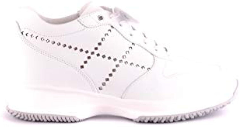 Mr.   Ms. Hogan scarpe da ginnastica Donna MCBI35617 Pelle Bianco qualità Prestazione eccellente Scarpe vintage marea | Materiali selezionati  | Gentiluomo/Signora Scarpa