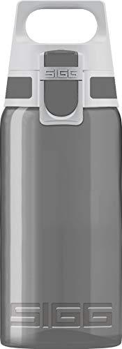 Sigg Trinkflasche, Kunststoff, silber, 0.5 L