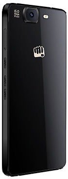 Kabir Replacement Back Door Cover Panel For Micromax Canvas Knight A350 – Black