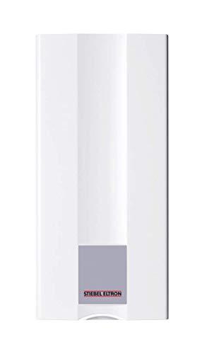 STIEBEL ELTRON elektronisch gesteuerter Durchlauferhitzer HDB-E 12, 10,7 kW, druckfest, Temperatur fest auf 55 °C, 231999