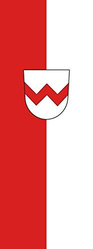 magFlags Drapeau Volkertshausen | portrait flag | 6m² | 400x150cm