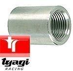 Tyagi Racing M14Gewindehülse, Adapter, Linke Hand