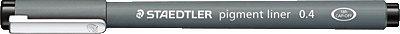 Rotulador calibrado Staedtler Pigment liner 0.8 mm (10 unidades)