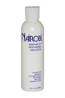 Nairobi Moisture-Sil Moisturizing Hair Lotion, 8 oz by Nairobi