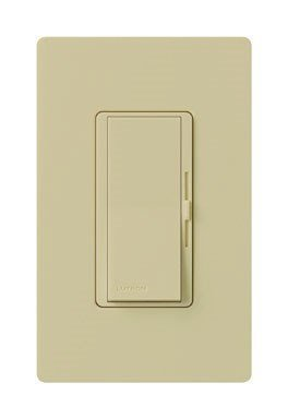 CFL/LED Slide Dimmer Switch (Pack of 3) by Lutron