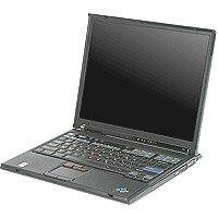 Lenovo TS ThinkPad T43 38,1 cm (15,0 Zoll) XGA Laptop (Intel Pentium M750, 1,86GHz, 512MB RAM, 80GB HDD, DVD-RW, Intel 915GM, XP Prof) 1.86 Ghz Notebook
