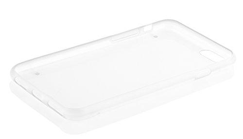 Cadorabo - Ultra Slim (0,5mm) TPU Silikon Schutzhülle passen für >             Apple iPhone 6 / 6S             < - Case Cover Schutzhülle Bumper in ZART-ROSA MAGNESIUM-WEIß