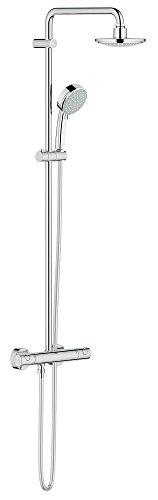 GROHE Tempesta Cosmopolitan 160 | Brause- und Duschsysteme - Duschsystem | mit Thermostat | 27922000