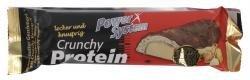 Power System - Crunchy Bar Erdnussbutter-Crunchy Caramel - 45g (Protein Plus Erdnussbutter)