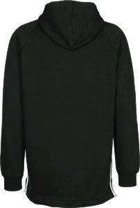 adidas Herren Elongated Hoody Sweatshirt Schwarz - (NEGRO)