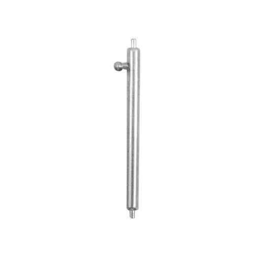YouN 1.8mm Rohe Ohrstange Verbindungswelle Edelstahl Uhrenzubehör (20mm)