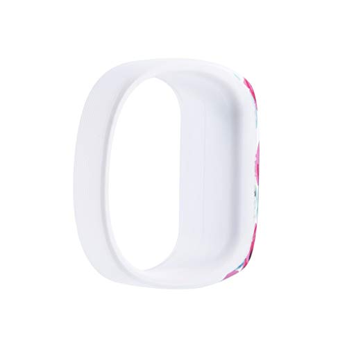 Amuse-MIU MIU Armband für Garmin Vivofit Kinder Großes Silikon Ersatz Wasserdicht Uhrenarmband Schnellverschluss Watch Straps für Garmin Vivofit JR JR2 / vivofit 3 (Typ H)
