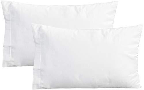 Iride by Perlarara Lot 2taies d'oreiller pour lit
