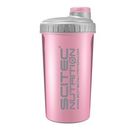 Scitec Nutrition Shaker, 700 ml, rose
