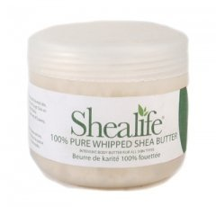 Shealife 100% Whipped Organic Shea Butter 100g by Shealife