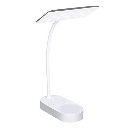 Lámparas de Escritorio Diseño innovador de doble lámpara Carga USB ...