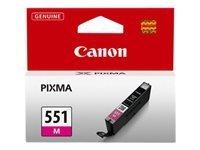 Canon CLI-551 M Tintenpatrone 7ml, magenta