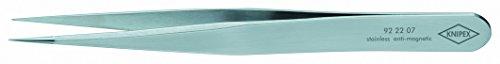 KNIPEX 92 22 07 Präzisions-Pinzette spitze Form 115 mm