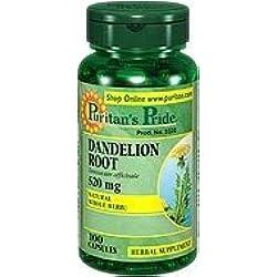 Dandelion Root 100 Kapseln