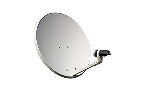 Kit Antena 60cm LNB sin Soporte tecatel