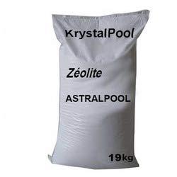 Média filtrant zeolithe krystalpool pour Filtre Piscine 14 m³/h