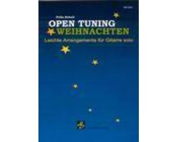 Schell, Felix: Open Tunings Weihnachten (Noten/Sheetmusic)