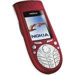 Nokia 3660 rot Handy