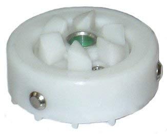 Generic Rubber Motor Coupler for Sujata (White)