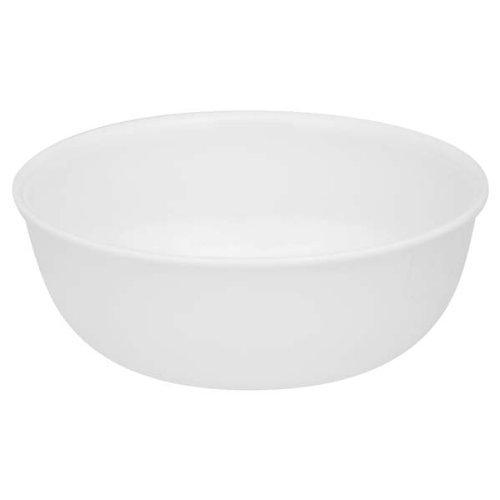 Corelle Livingware Winter Frost White 16-oz Bowl by CORELLE (Frost Corelle Livingware Winter)