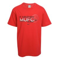 Nike Manchester United Club t-Shirt 2009 - red - Youth-YM | 137-147 -