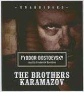 The Brothers Karamazov (Blackstone Audio Classic Collection) by Fyodor Dostoevsky (2008) Audio CD