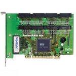 HighPoint RocketRAID 404 Controller RAID PCI-32Bit U-ATA/133 8Dev 4Ch.