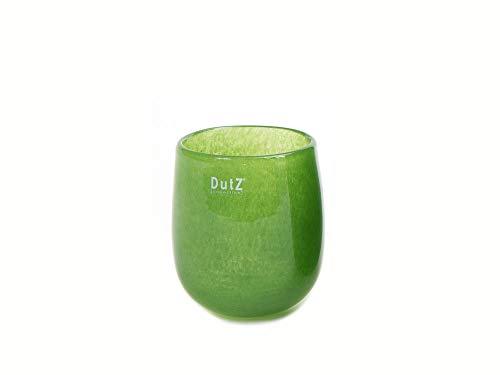 Dutz Vase Barrel, Jungle Green H13,5 D10,5