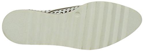 Donna Piu - 52719 Ruby, Scarpe stringate Donna Blanc (Vacchetta Bianco)