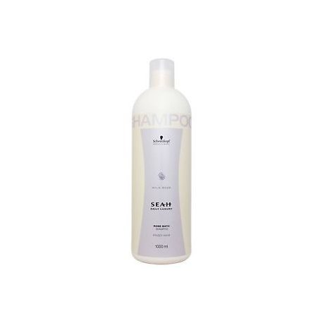 Seah Rose Bath Shampoo ( For Frizzy Hair ) - 1000ml(-)33.34oz (Bath Rose)
