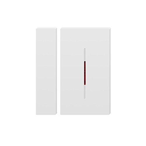 SONOFF® DW1 433Mhz Alarme pour portes et fenêtres Alarme sans fil Alarme antivol Système d'alarme de sécurité pour la maison intelligente