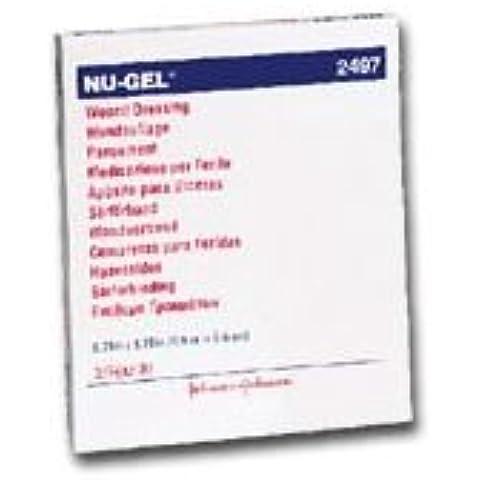 NU-GEL Wound Dressing 3 3/4 x 3 3/4 QTY: 1